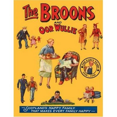 Broons and Wullie
