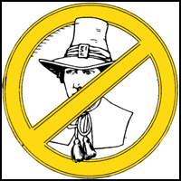 No Pilgrims