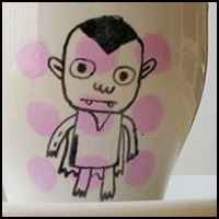 Monster Kids Teacup