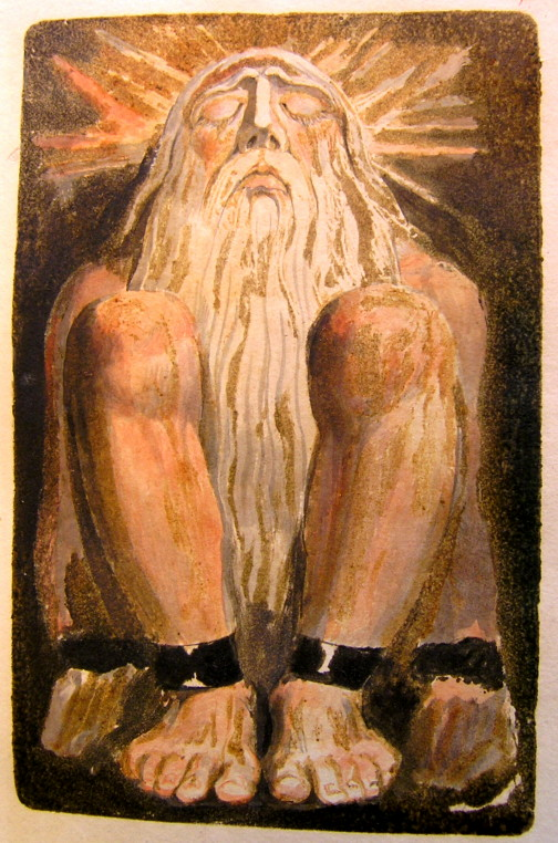 mind forged manacles william blake