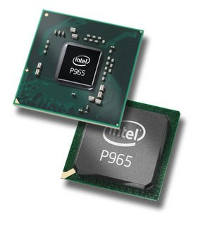 Intel P965 Chipset picture