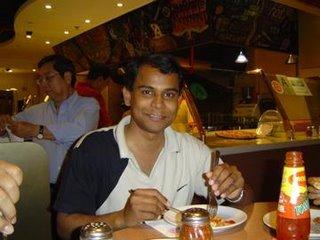 In Hyderabad