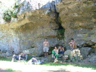 Belen de los escaladores