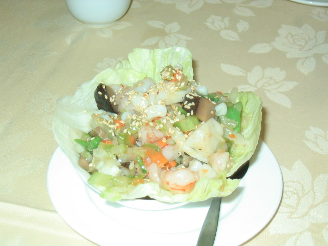 how to make san choy bow a main meal