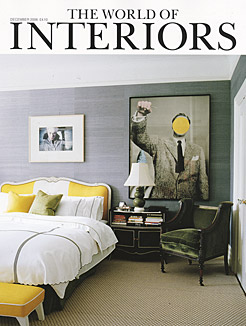 style court: World of Interiors Turns 25