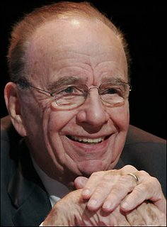 Rupert Murdoch, catching sight of Whitney's whip