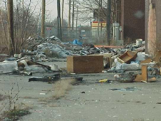 Ghetto America Detroit