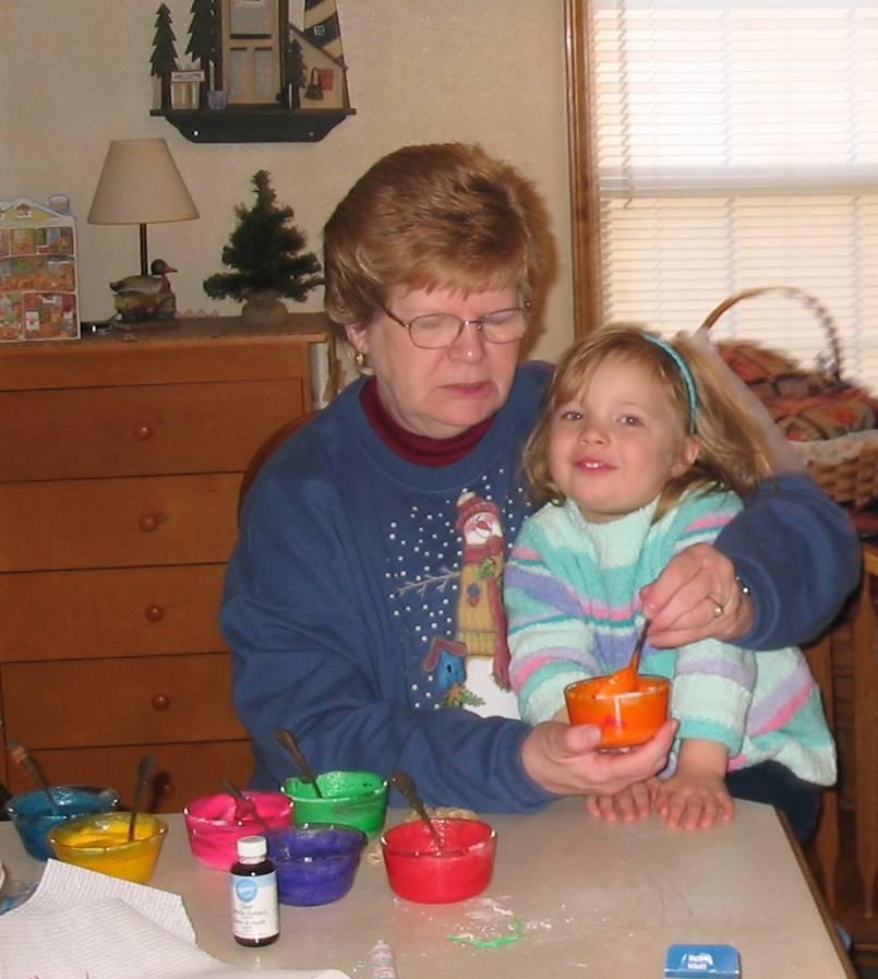 Grandma Mad About Vegan And Gluten Free Cake