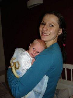 znów mama i malutka sonia