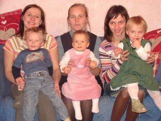 ciotki i moje kumpelki