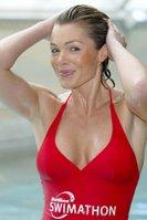 Nell McAndrew Gets Wet