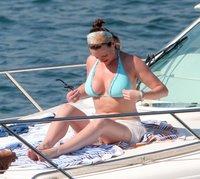 Suranne Jones Bikini Shots