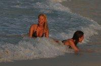Denise Van Outen Bikini Shots