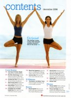 Jennifer Aniston Yoga Scans