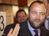 Günter Nooke, delegado de Derechos Humanos del Gobierno Alemán