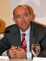Manuel Lamela, consejero de Sanidad de la Comunidad de Madrid