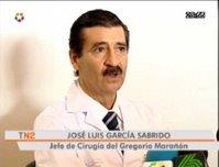 El Dr. José Luis García Sabrido nuevo médico del dictador cubano