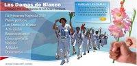 Logo de la web Las Damas de Blanco