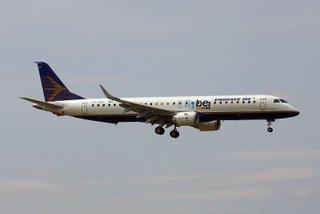 letadlo embraer EMB-195