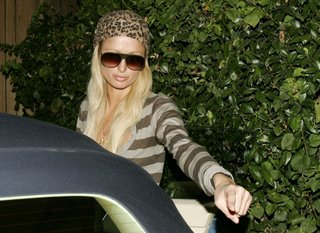 Paris Hilton Nipple Slip Pictures