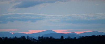 DSC 9468 Vermont Sunset