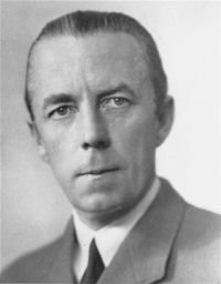 Count Folke Bernadotte of Sweden
