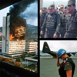 Bosnian Wars