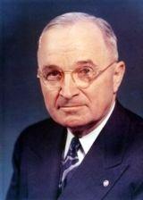 Harry Truman - President