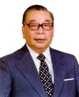 Chiang Ching-kuo, President of the Republic of China