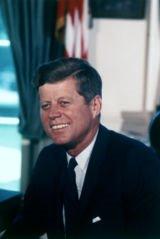 Kennedy - US President