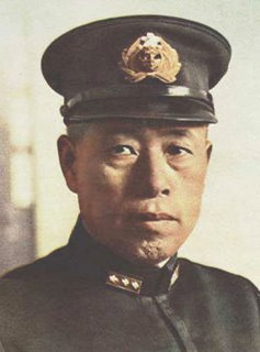 Fleet Admiral Isoroku Yamamoto