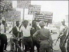 Congolese Demonstrators
