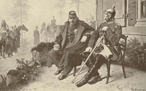Napoleon III and Bismarck