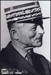 General Maxime Weygand