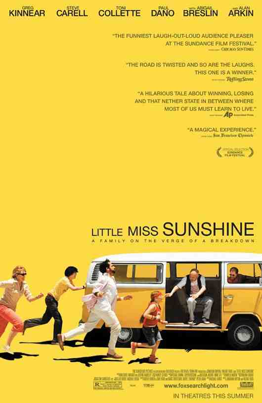 Parodie de 'Little Miss Sunshine'