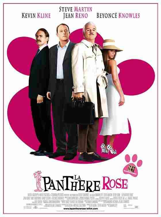 Parodie de 'La Panthère Rose'