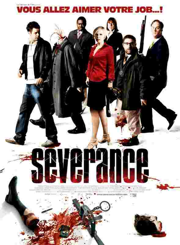 Parodie de 'Severance'