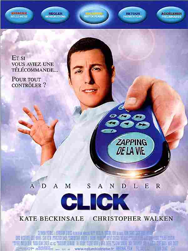 Parodie de 'Click'