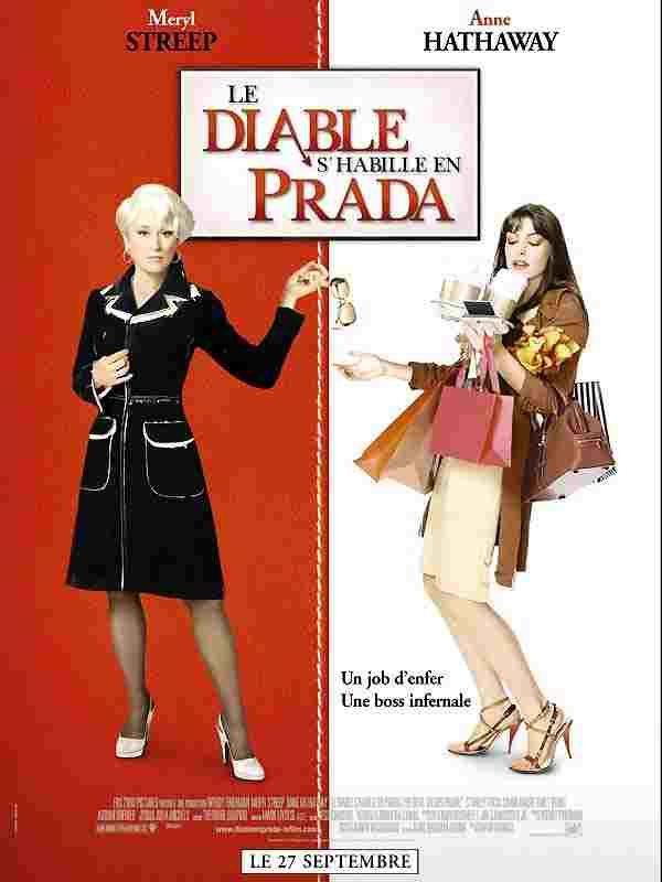 Parodie de 'Le Diable s'habille en Prada'