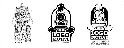 Jeff Fisher LogoMotives identity evolution