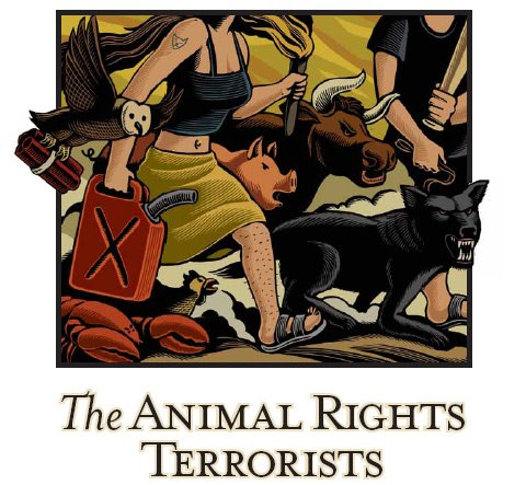 Animalrighter leaked nra pamphlet targets animal rights for Animal activist tattoos