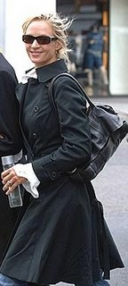 BagTrends by Pamela Pekerman: Jean Paul Gailtier Trench Bag Loved by Madonna and Uma Thurman: BAGTRENDS BLOG