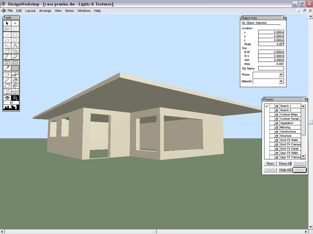 Modelos virtuales de informaci n modelos virtuales for Programas para hacer casas virtuales