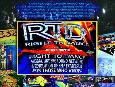 RTD-right to dance
