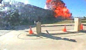 Small Pentagon Blast