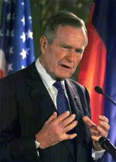 President Bush Speaks NWO