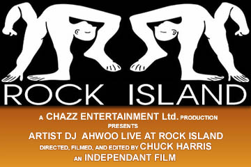 Chazz Entertainment Credits for DJ Ahwoo Exclusive Live Performance Video at Rock Island, Denver