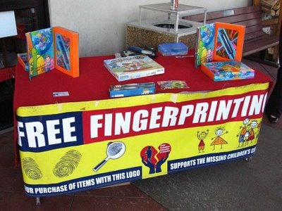 Kids Fingerprints