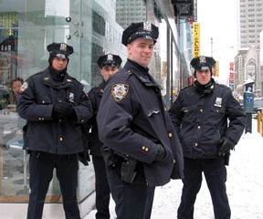 New York City Cops