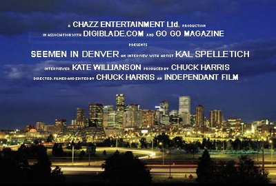 Chazz Entertainment Credits for Kal Spelletich Exclusive Video Interview